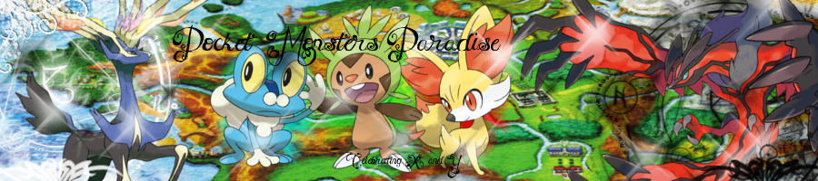 Pocket Monsters Paradise